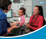 Have your say to improve your care - NHS Friends and Family Test.